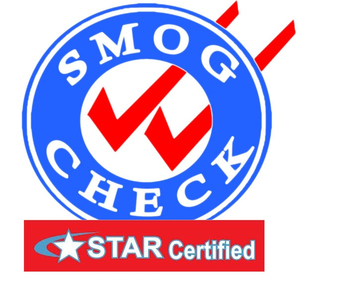 Bureau of Auto Repair Approved STAR Certified, Smog Check Sign