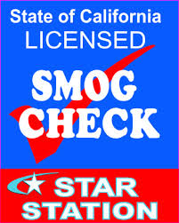 STAR Certified, Smog Check Sign