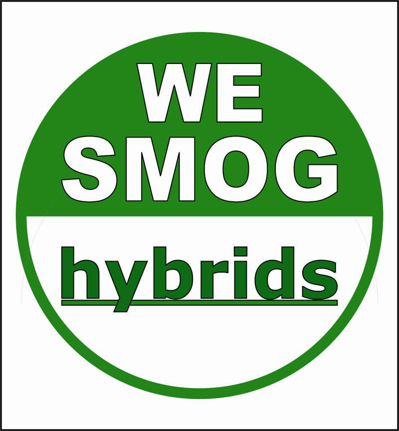 Smog Check Hybrid Vehicles