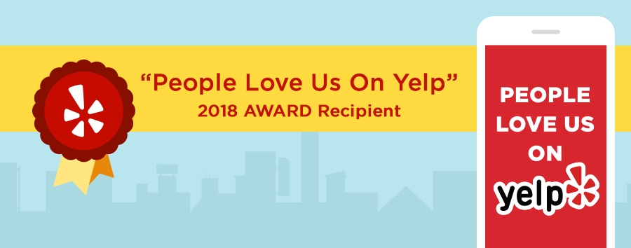 smog inspection station service award by yelp